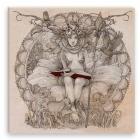Espíritu del bosque - Dibujo