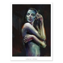 Skull Girl (Collector sheet)