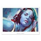 Blue girl 2
