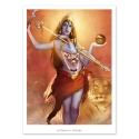 Kali (Collector sheet)
