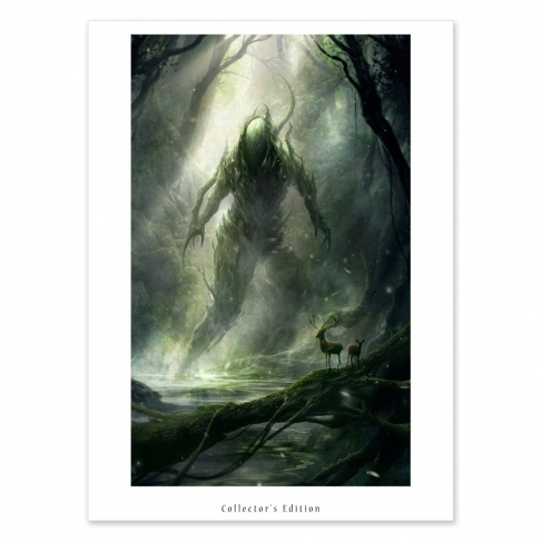 Gigant of trees (Collector sheet)