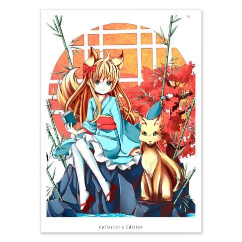 Kitsu (Collector sheet)