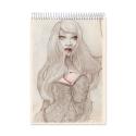 Bleeding love draw (Notebook)
