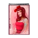 Pin up love (Notebook)