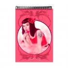 Pin up sweet love (Notebook)