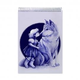 In Loco Parentis pen (Notebook)