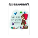 Little Red Riding Hood (Notebook)