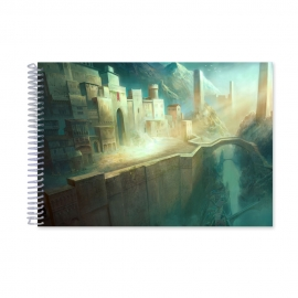 Mountain castle (Notebook)