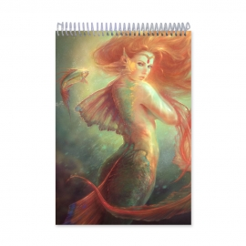 Mermaid (Notebook)