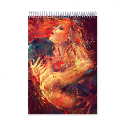 Kiss Passion (Notebook)