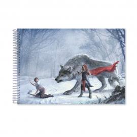 Little Red Riding Hood (Notebook)