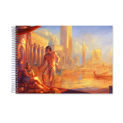 Forbidden love in ancient Egypt (Notebook)