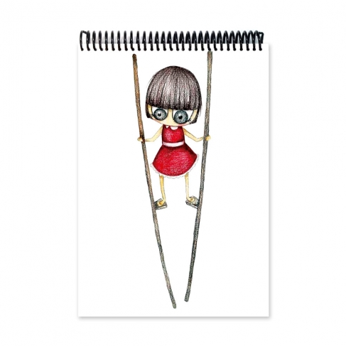Stilts (Notebook)