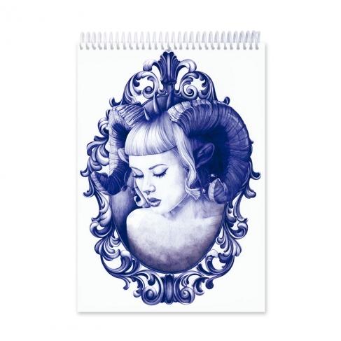Ignis fatuus pen (Notebook)