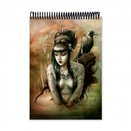 Mannequin color (Notebook)