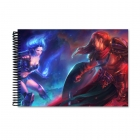 Magic Warrior (Notebook)