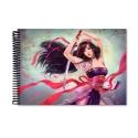 Japanese girl (Notebook)