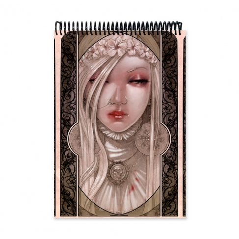 The bride colour (Notebook)