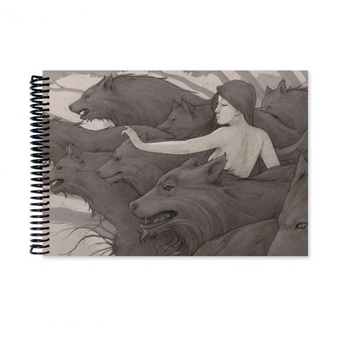 Wolfs draw (Notebook)