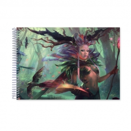 Forest Spirit (Notebook)