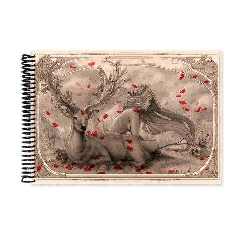 Memento mori colour (Notebook)