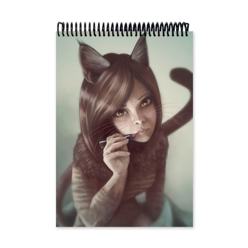 Oh my Cat (Notebook)