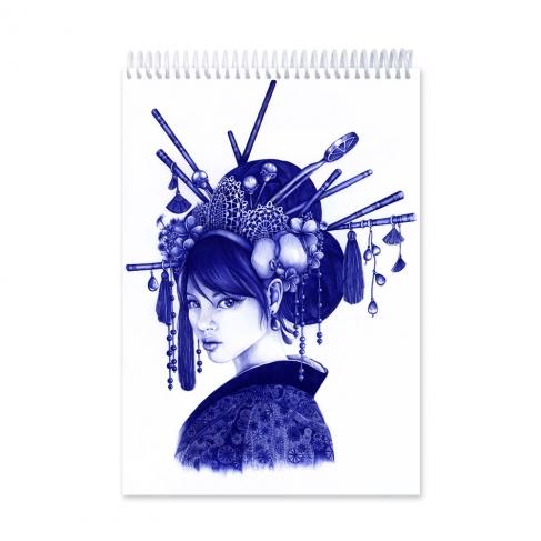 Maiko pen (Notebook)