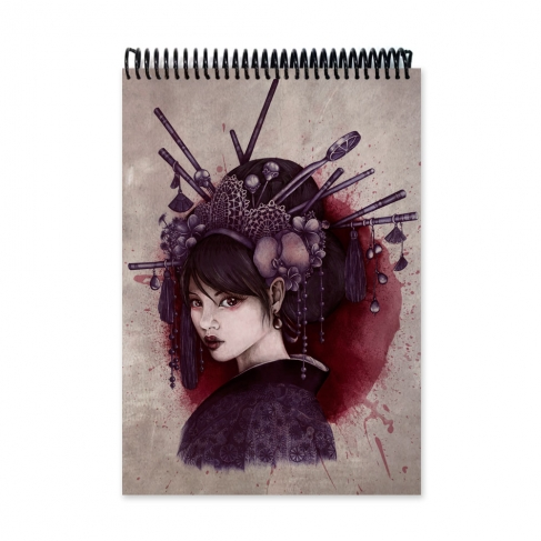 Maiko colour (Notebook)
