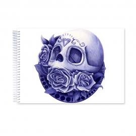 Vanitas - BIC pen