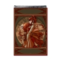 Geisha Steampunk colour (Notebook)