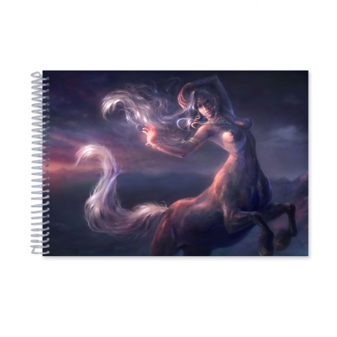 Night centaur (Notebook)