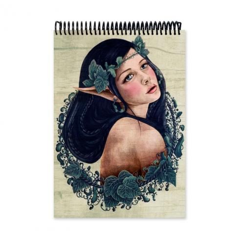 Dríade colour (Notebook)