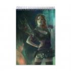 Postapocalyptic Girl (Notebook)