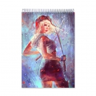 Katana girl (Notebook)