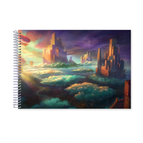Castles in the clouds (Notebook)
