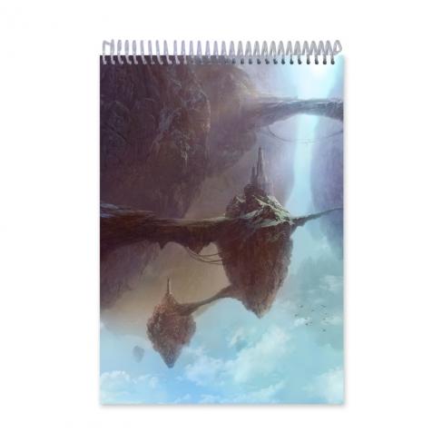 Floating Rocks (Notebook)