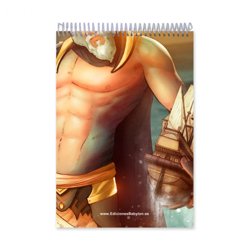Poseidon (Notebook)