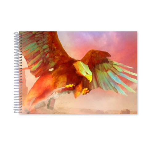 Trained super griffon (Notebook)