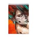 Skull 2 (Notebook)