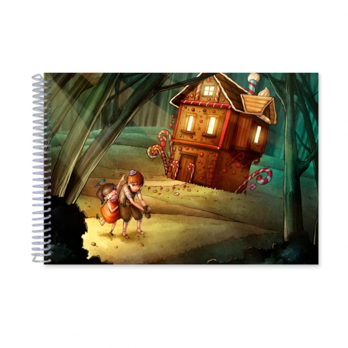 Hansel and Gretel (Notebook)