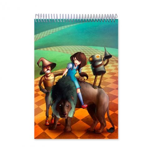 Oz (Notebook)