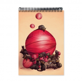 Kitten (Notebook)