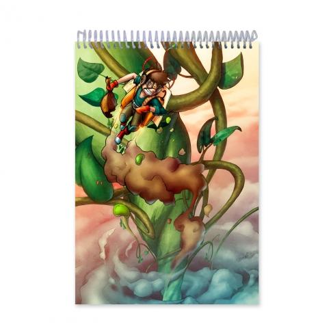 Magic beans (Notebook)