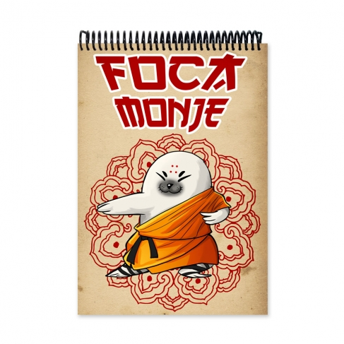 Monk seal (Notebook)