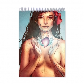 Tattoo 5 (Notebook)