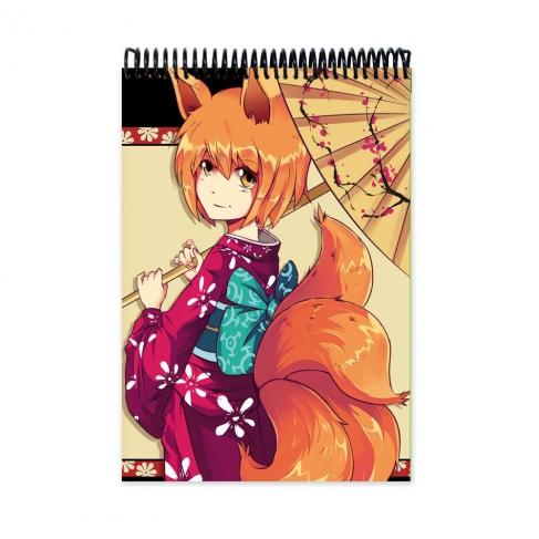 Fox (Notebook)