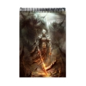 At the gates of hell (Notebook)