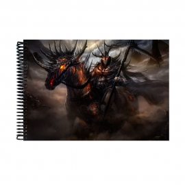 The path of fire (Notebook)