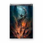 The dark essence (Notebook)