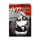 Cuddle me 007 James Bond (Notebook)